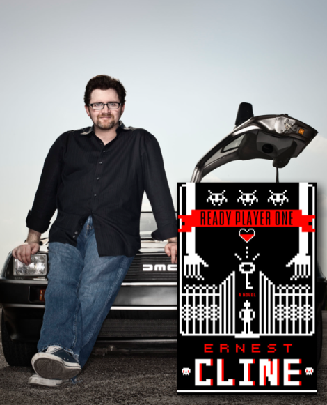 Ernest Cline Ready Player