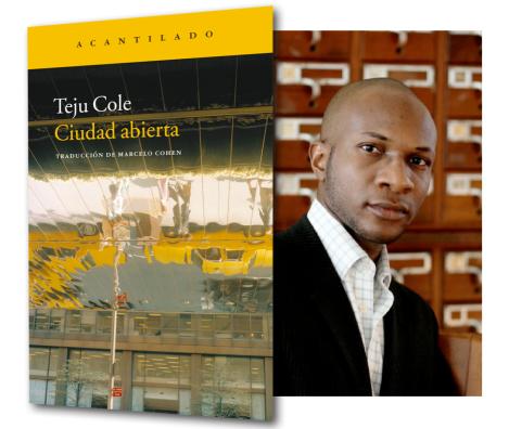 Teju Cole-Ciudad Abierta