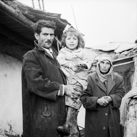 Familia palestina
