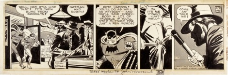 Dick Sprang_Charles Paris Batman_1946