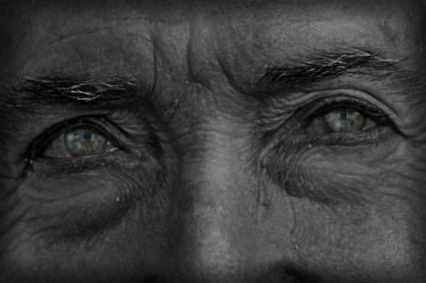 ojos ancianos