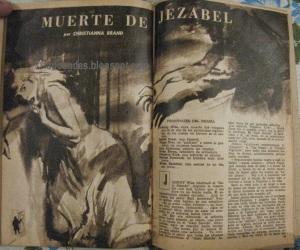 La muerte de Jazabel