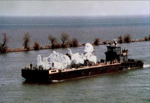 lenin en barco I