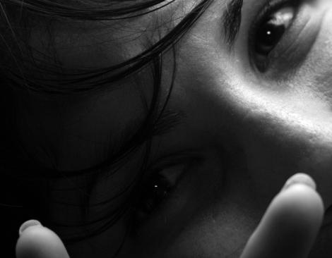 Ojos femeninos