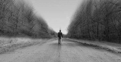 Caminante solitario