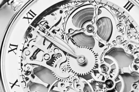 Reloj a cuerda