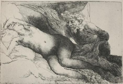 rembrandt-van-rijn-antiope-and-jupiter