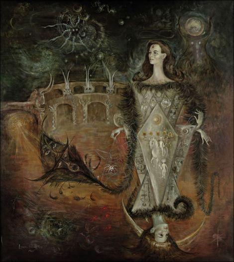 la maja del tarot Leonora Carrington