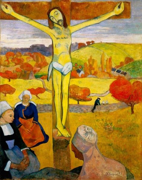 el-cristo-amarillo-gauguin
