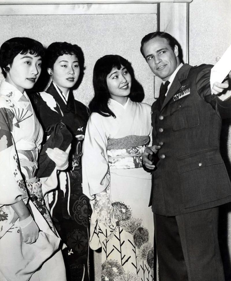 Marlon Brando 1957 - Sayonara