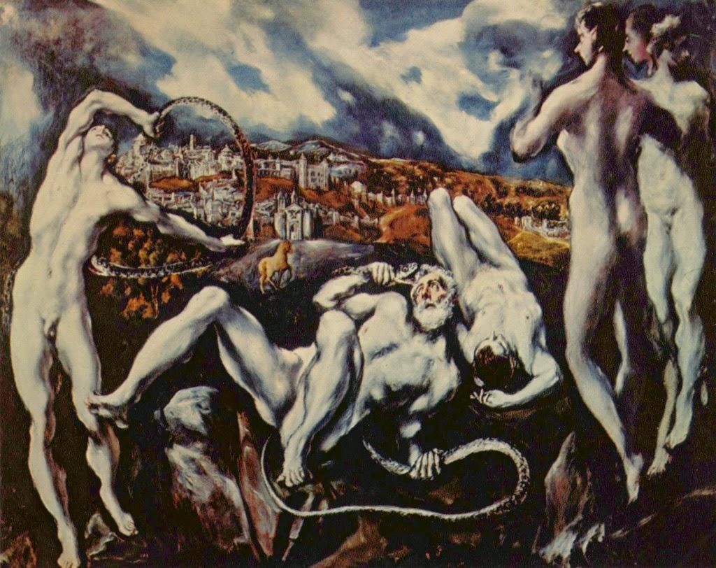 Laocoonte-El Greco 1609