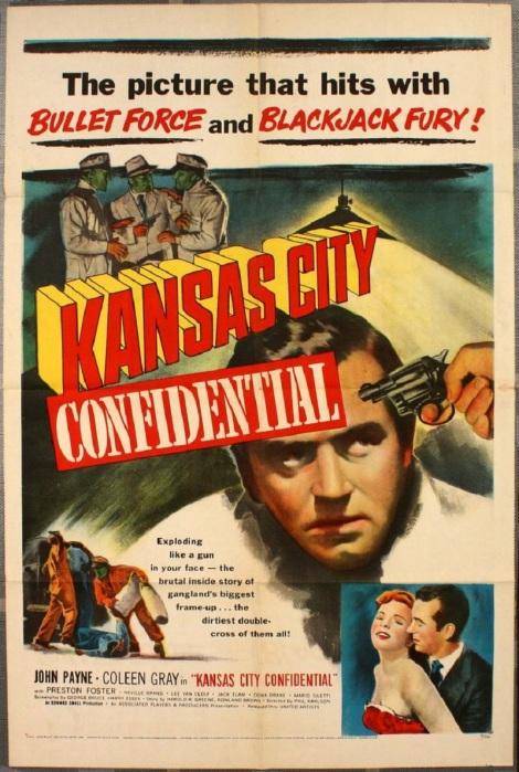 Viernes de cine: ¨El cuarto hombre (Kansas City Confidential ...