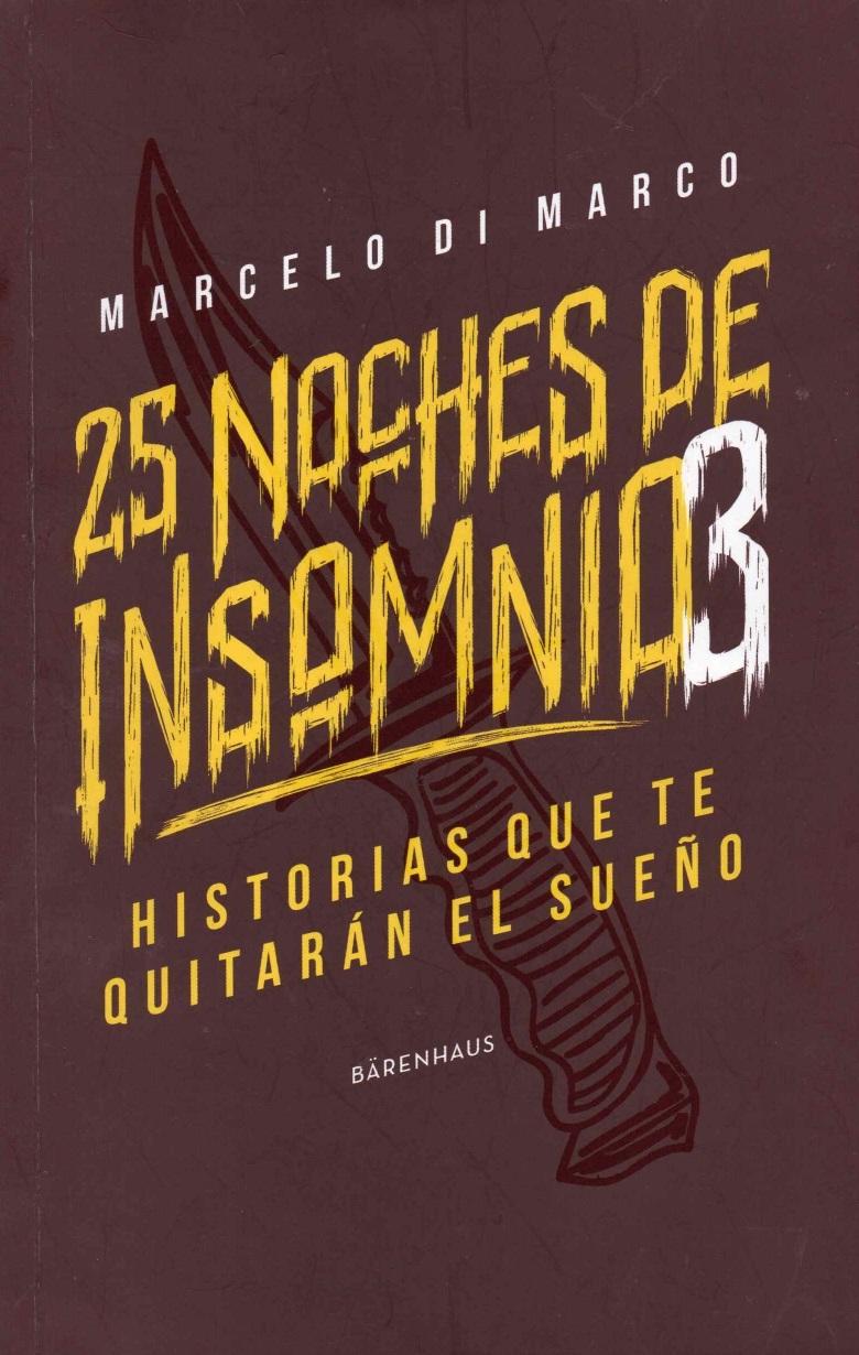 Amante Loba Y Vampira 2 25 noches de insomnio 3. historias que te quitarán el sueño